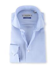 Ledub Overhemd Print Lichtblauw