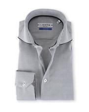 Ledub Overhemd Print Zwart