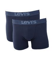 Levi\'s Boxershort 2-Pack Blauw