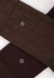 Detail Levi\'s Sok Katoen 2-Pack Bruin 138