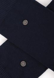 Detail Levi\'s Sok Katoen 2-Pack Donkerblauw 321