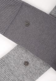 Detail Levi\'s Sok Katoen 2-Pack Grijs 758