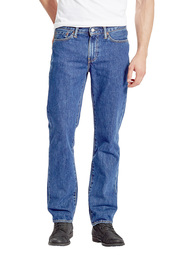 Levi\'s 514 Jeans Regular Fit Stonewash 95978