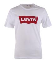 Levi\'s T-shirt Logo Print Wit