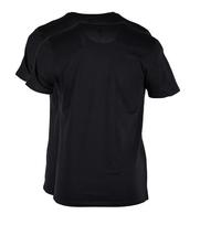 Detail Levi\'s T-shirt Ronde Hals Zwart 2Pack