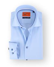 Lichtblauw Overhemd 51-08