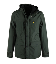 Lyle and Scott Microfleece Jas Groen