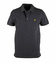 Lyle & Scott Polo Shirt Charcoal