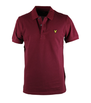 Lyle & Scott Poloshirt Bordeaux