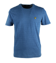 Lyle & Scott T-shirt Denim Blue