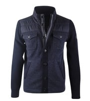 Marc O'Polo Cardigan Deep Ocean