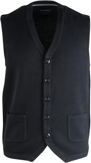 Marc O\'Polo Gilet Vest Zwart