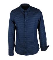 Marc O\'Polo Overhemd Blauw Streep