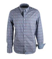 Marc O\'Polo Overhemd Bloemen Print
