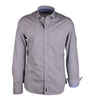 Marc O\'Polo Shirt Donkerblauw Print