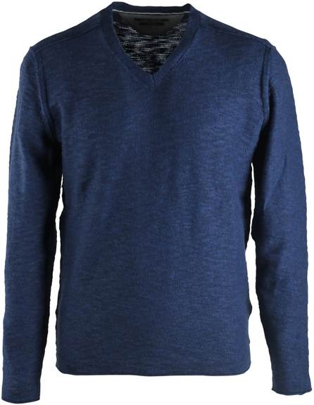 Marc O\'Polo Pullover V-Neck Navy