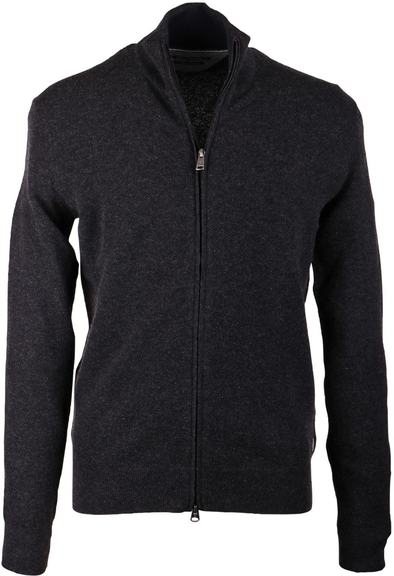 Marc O\'Polo Cardigan Dark Grey Melange