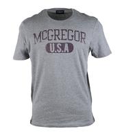 McGregor Cody Print T-shirt Grijs