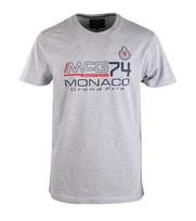 McGregor GP Monaco T-shirt Grey