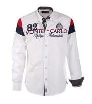 McGregor Monte Carlo Block Shirt Off-White