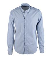 McGregor Overhemd Melrose Keith Blauw