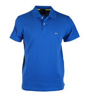 Mcgregor Polo Slim Fit Kobaltblauw