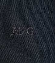 Detail Mcgregor Stapleton Longsleeve Polo Zwart