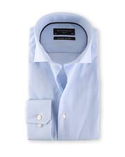 Michaelis Overhemd Slim Fit Blue Stripe