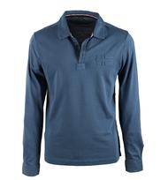 Napapijri Longsleeve Poloshirt Esia Blue