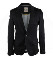 No Excess Blazer Black