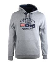NZA Hooded Sweater Grijs 16GN302