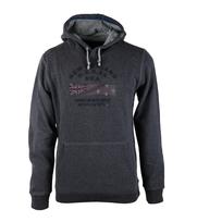 NZA Hooded Sweater Grijs 16KN302