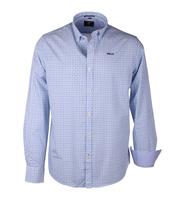 NZA Overhemd Lichtblauw 16AN509