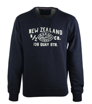 NZA Sweater Donkerblauw 16GN305