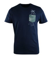 NZA T-shirt Summer Navy 16DN704