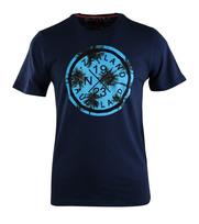 NZA T-shirt Summer Print Navy