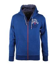 NZA Vest Capuchon Blauw 14GN306