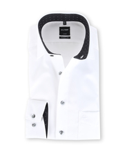 Olymp Luxor Shirt Wit Modern Fit
