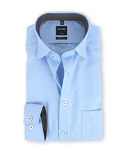 Olymp Modern Fit Shirt Lichtblauw