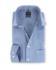Olymp Modern Fit Shirt Royal Blue