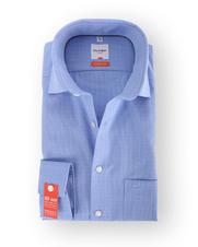 Olymp Overhemd SL7 MF Lichtblauw
