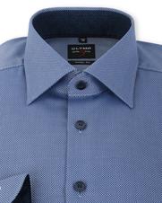 Detail Olymp Shirt Body Fit Indigo