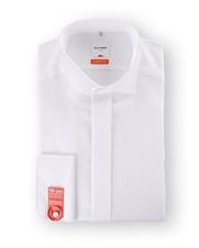 Olymp Smoking Shirt SL7 Modern Fit Twill