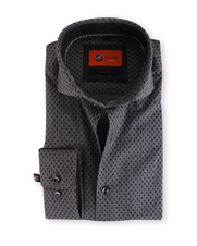 Overhemd Cutaway Carre Grey 122-6