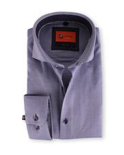Overhemd Cutaway Oxford Indigo 122-4