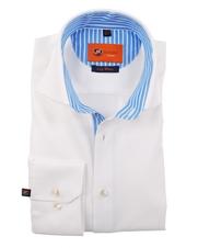 Overhemd SL7 White Blue
