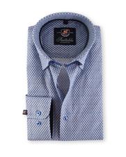 Overhemd Slim Fit Blue Print 126-6