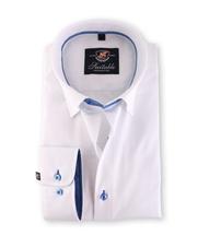 Overhemd Slim Fit White 126-1