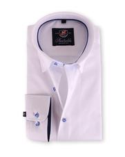 Overhemd Slim Fit Wit 121-1