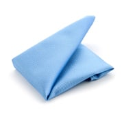 Pocket Square Silk Blue F02